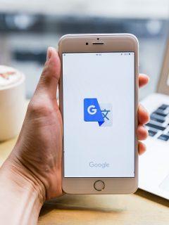 Estos son los novedosos cambios que tendrá la cámara del traductor de Google
