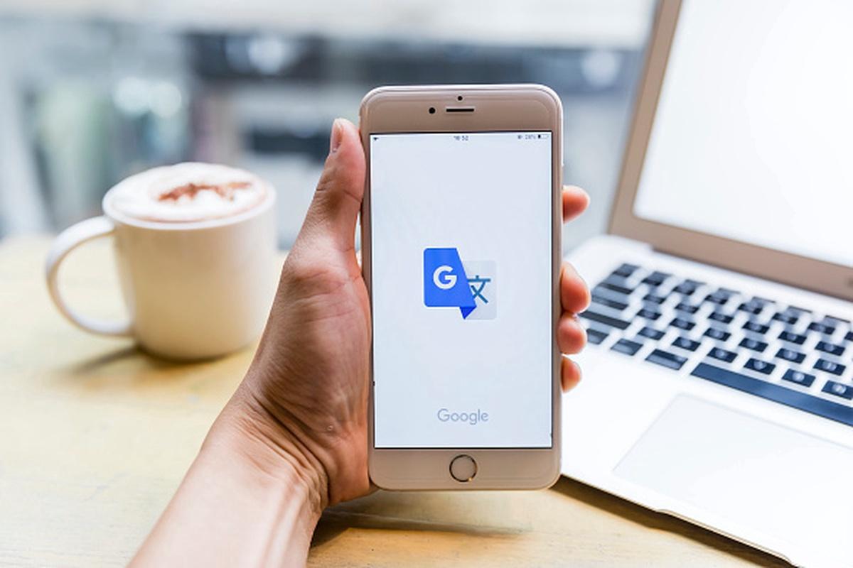Aplicación Google traductor