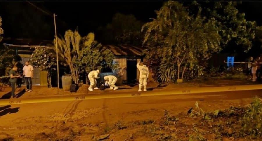 Niña asesinada en Guaviare
