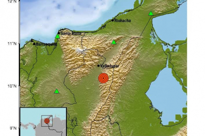 Temblor Valledupar