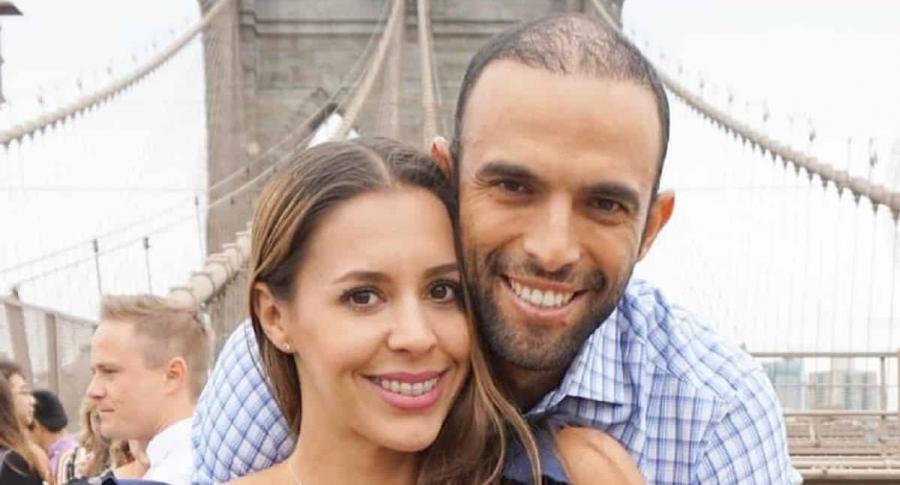 Juliana Vásquez y Juan Sebastián Cabal