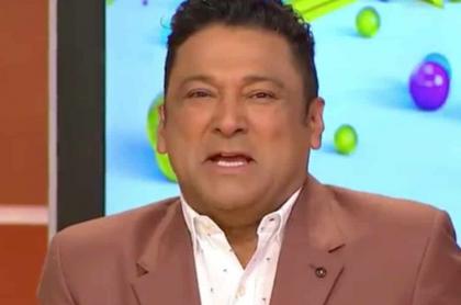Frank Solano, presentador de 'La Red'.