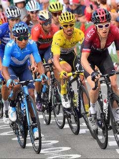 Favoritos no se hicieron daño y defraudaron en primera etapa de Pirineos en el Tour