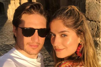 Álvaro Rodríguez y Laura Tobón