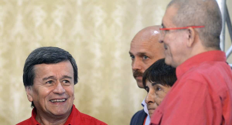 'Pablo Beltrán' y 'Antonio García'
