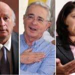 Sabas Pretelt de La Vega, Álvaro Uribe y Yidis Medina
