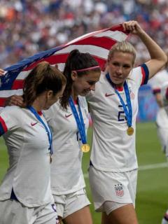 Selección Femenina de fútbol de Estados Unidos