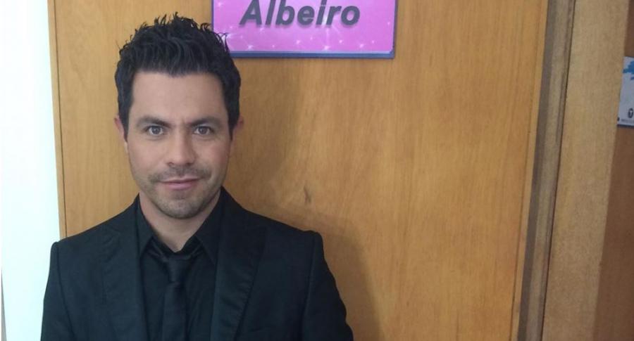 'Piter Abeiro', humorista.