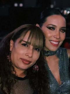 Viviana Ríos, Luisa Fernanda W y Daniel Calderón