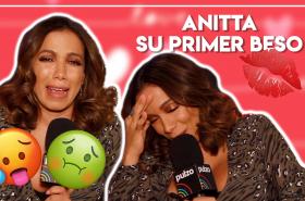 """""""Mi primer beso fue una de la peores cosas que me ha pasado"""": Anitta"""