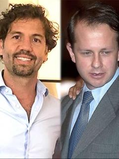 Lucas Jaramillo desempolva foto de niñez con Arias y pide por su doble instancia