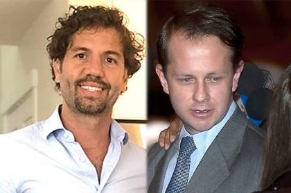Lucas Jaramillo y Andrés Felipe Arias