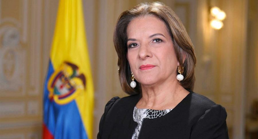 Margarita Cabello Blanco, ministra de Justicia
