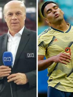 Vélez aprovechó título de Cabal y Farah para quejarse de falta de carácter en Selección