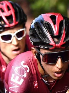 Geraint Thomas revela los planes que tiene con Egan Bernal para ganar el Tour
