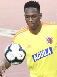 """A la próxima, no pateo penal; si lo boto me amenazan"": Yerry Mina, a Tesillo"