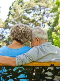 Estuvieron 71 años casados y murieron el mismo día, con solo unas horas de diferencia