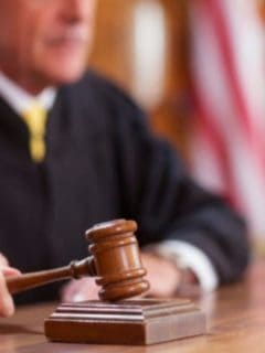Imagen de un juez
