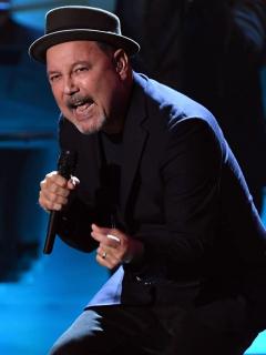 Ruben Blades, cantante.