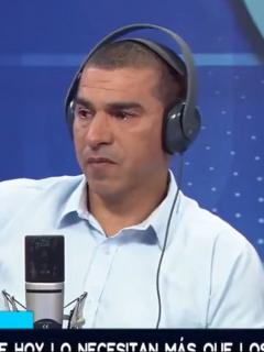 Aristizábal lloró en TV al recordar sacrificios que hizo luego de que mataran a su papá