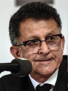 Juan Carlos Osorio y José Pékerman