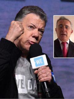 Por ser enemigos, Santos pide que Pastrana y Uribe salgan de su caso por Odebrecht