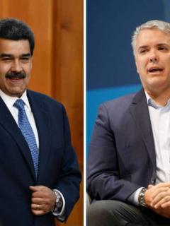 """¿Qué pasó con las """"pocas horas"""" que le quedaban a Maduro? Duque respondió"""
