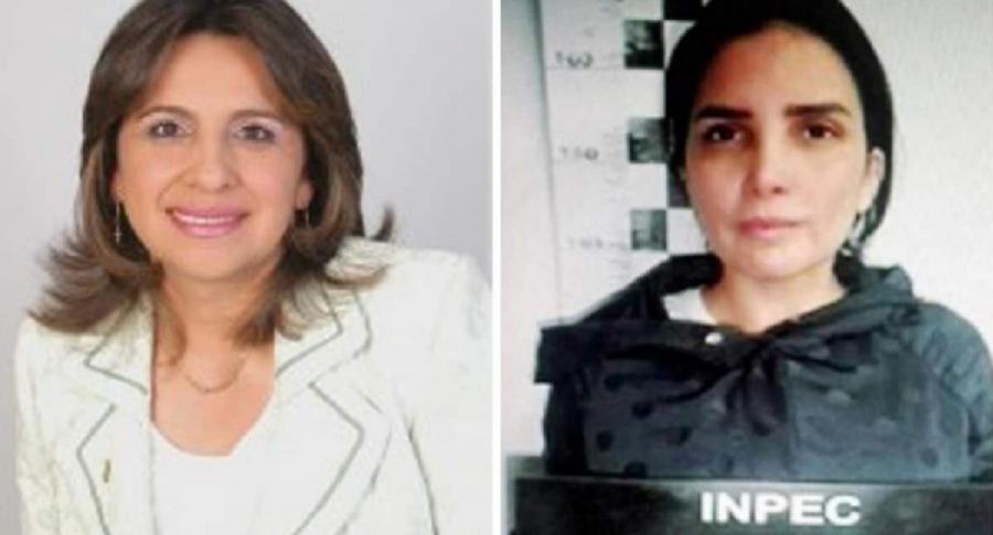 Soledad Tamayo y Aída Merlano