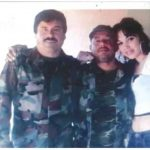 Chapo Guzmán, Alex Cifuentes y Andrea Fernández Vélez