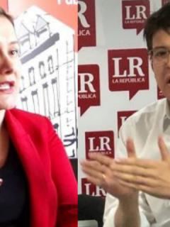 Anuncian posible ruptura de alianza entre candidatos de derecha a la Alcaldía de Bogotá