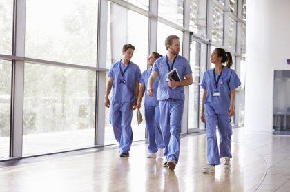 Residentes médicos