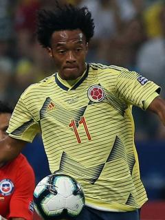 Cuadrado opinó sobre críticas a la Selección por falta de carácter en duelos importantes
