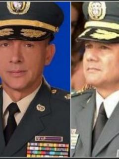 Corrupción tumba a segundo comandante del Ejército y a tres generales más