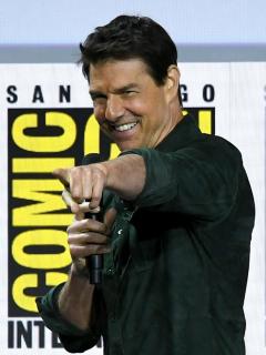 [Video] Tom Cruise vuelve al papel que lo lanzó a la fama, 33 años después
