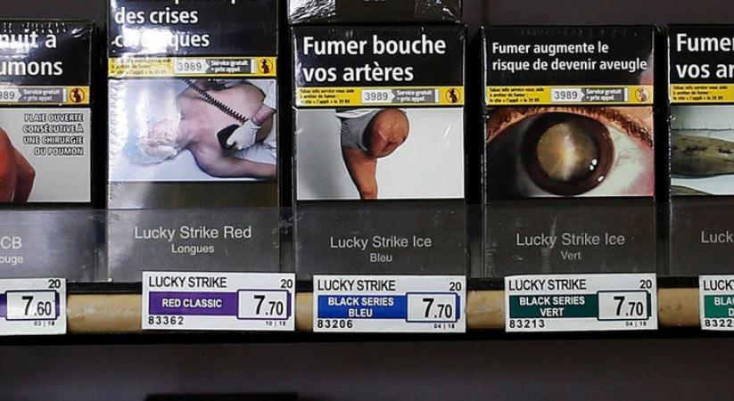 Cigarrillos Francia