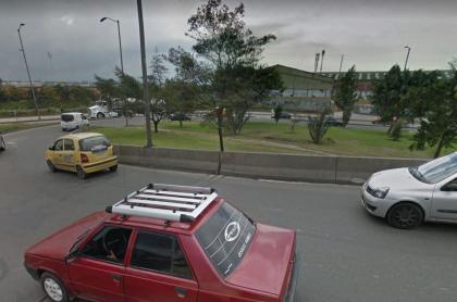 Intersección de Avenida Cali con Calle 13