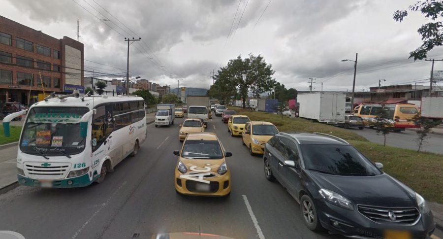 Avenida Cali con Calle 13