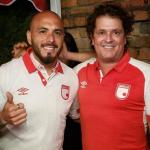 Omar Pérez y Carlos Vives