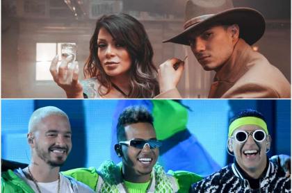 Marbelle y Pipe Bueno / J Balvin, Ozuna y Daddy Yankee