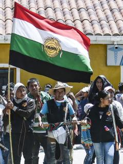Indígenas del Cauca