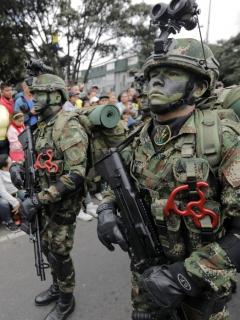 [Video] Siga en vivo el desfile militar del 20 de Julio, el primero de Duque en el poder