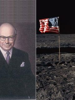 El mensaje que expresidente Lleras envió a misión Apolo 11 y que hoy está en la Luna