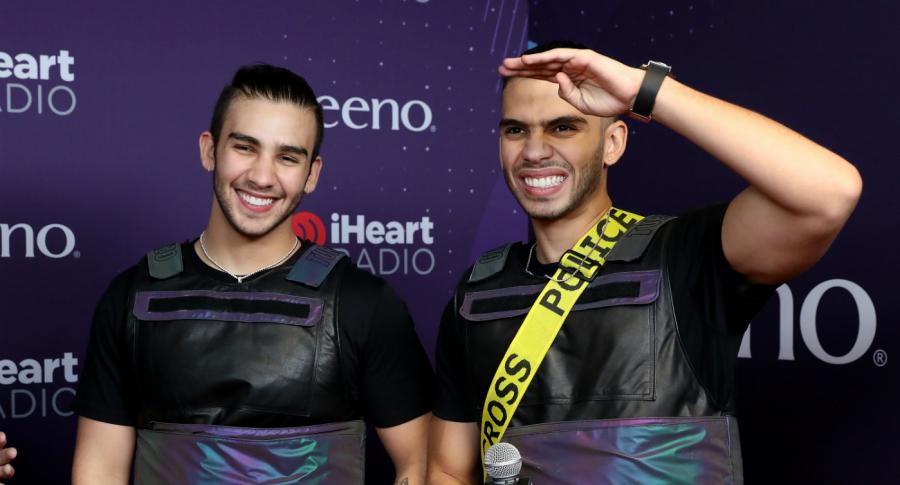 Manuel Turizo y Julián Turizo