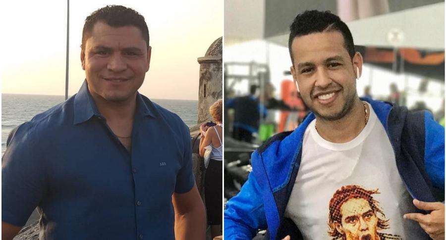 Ramiro Padilla y Martín Elías