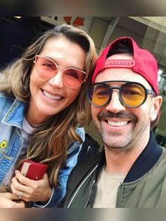 ¡Por fin! Lucas Arnau contó la verdadera razón de su separación con Isabel C. Estrada