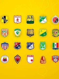 Equipos Liga Águila