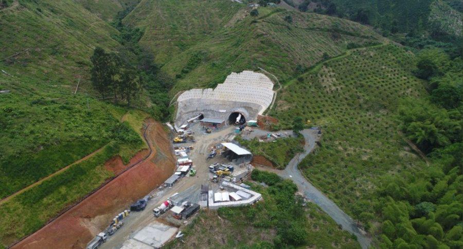 Construcción autopista Pacífico 3 (proyecto 4G)