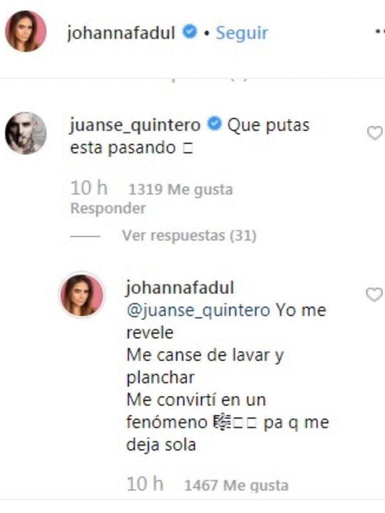 Comentarios post Johanna Fadul