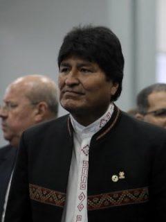 Según encuestas, Evo Morales sería elegido por cuarta vez como presidente de Bolivia