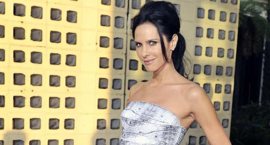 Paola Turbay, actriz.